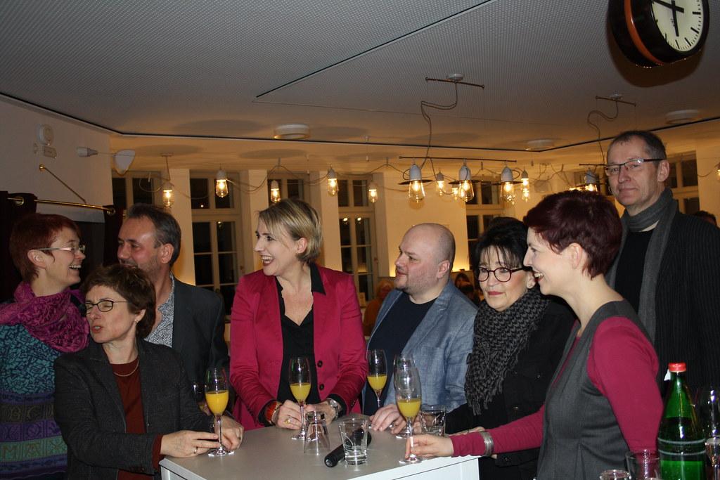 Neujahrsempfang von BÜNDNIS 90/DIE GRÜNEN in Herford 2017