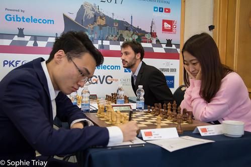 Yu Yangyi, Ju Wenjun