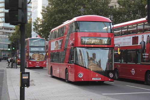 London Central LT449 LTZ1449