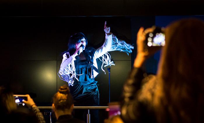 Silja Megastar esiintyjä dragshow divet show marko vaino
