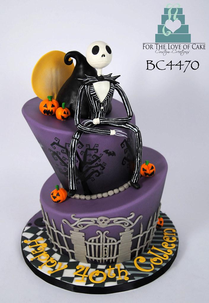 Bc4470 Halloween Nightmare Before Christmas Jack Skeleton Flickr