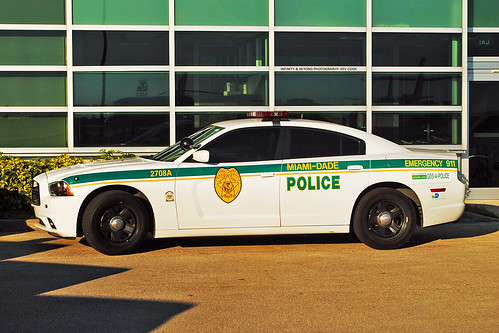 Miami Dade Police Dodge Charger Kev Cook Flickr