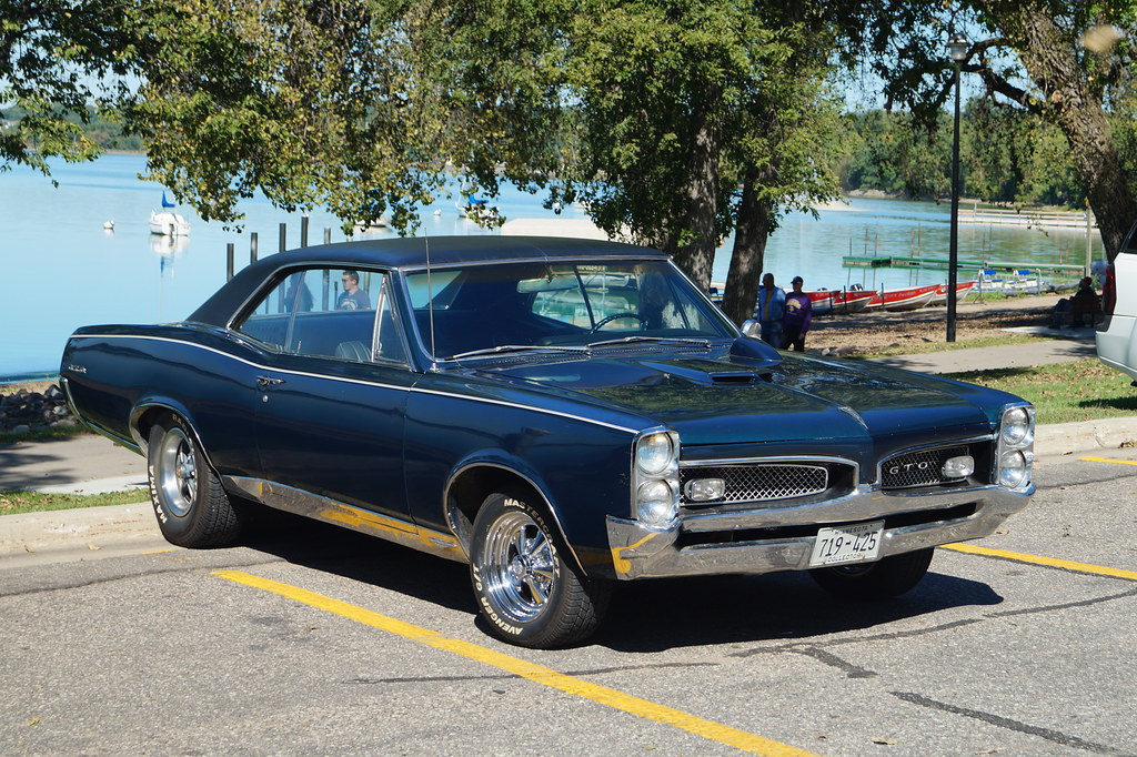 1967 Pontiac GTO | Morrie's Classics by the Lake Car Show ...