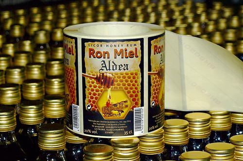 Honey Rum from La Palma