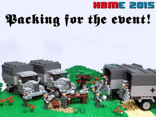 Preparativos para el HBME 2015