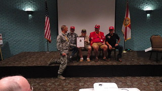 Prime BEEF Plaque Presentation | by RED HORSE and Prime BEEF Association