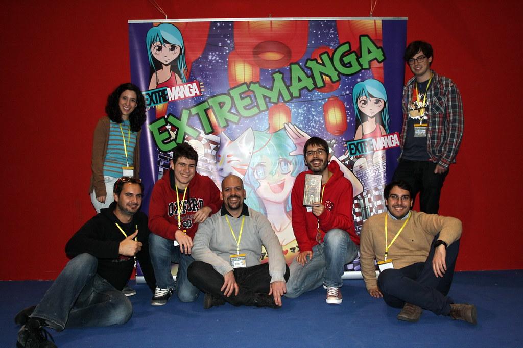 Extremanga 2015