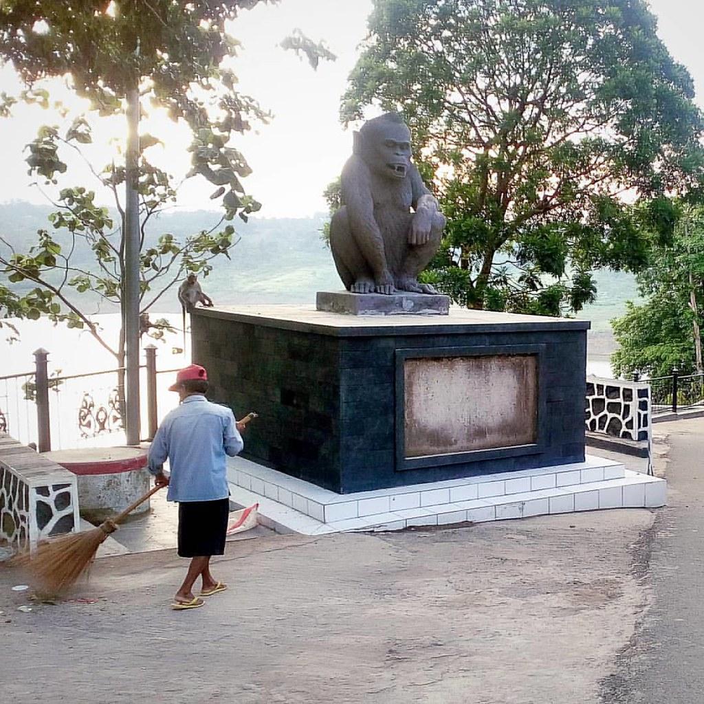 Taman Wisata Gua Kreo Waduk Jatibarang Semarang Explore Flickr