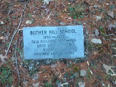 Bunker Hill School Memorial
