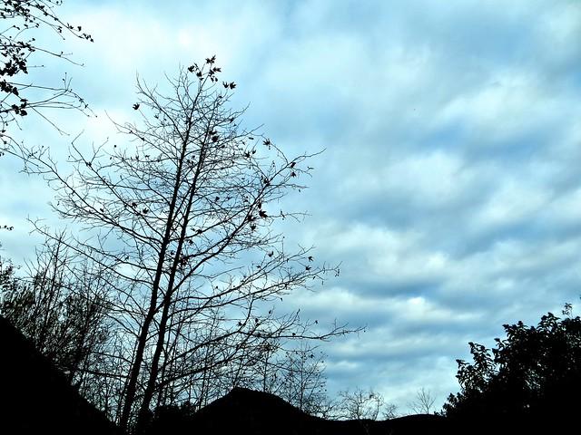 malibu storm and sky