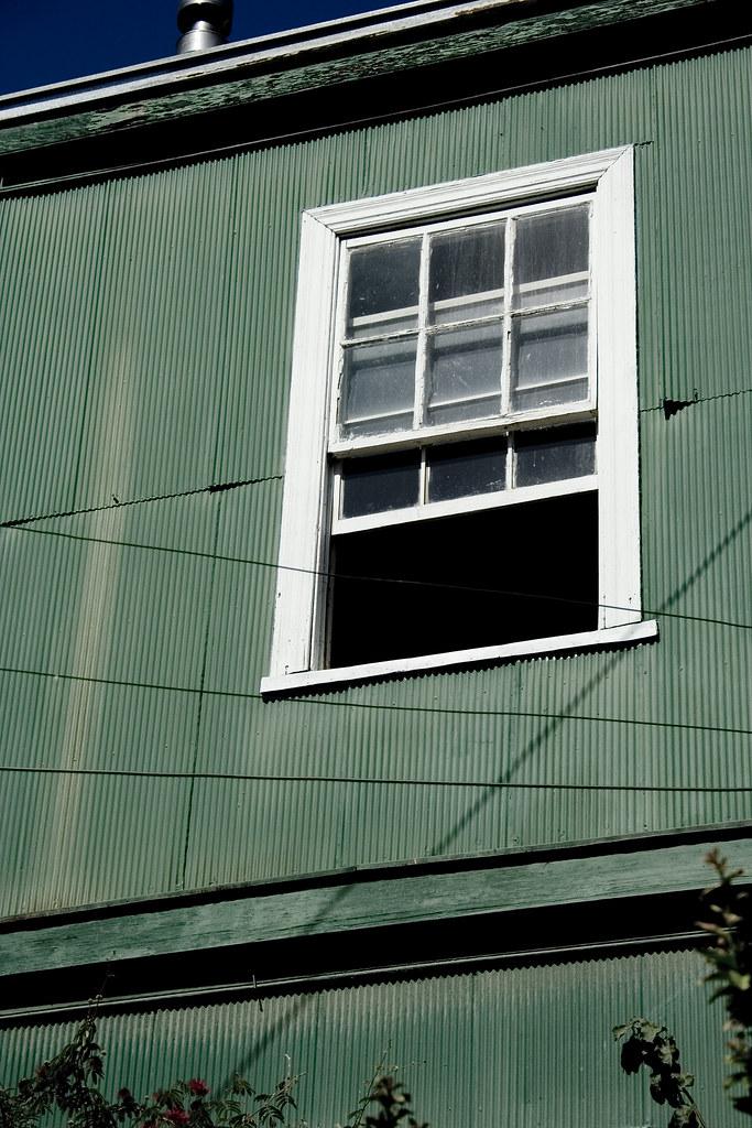 La ventana abierta
