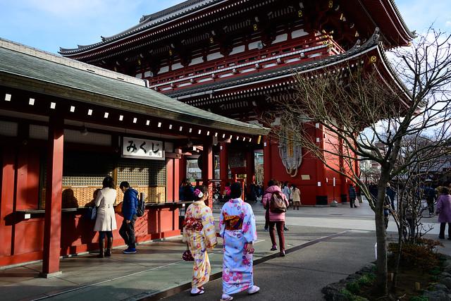 Asakusa Snap - Temple