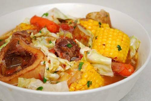 Instant Pot: Caldo de Res (Mexican Beef Soup)