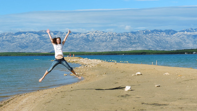 Confessions To The One I Cannot Live Without: Nin Beach, Croatia