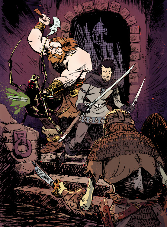 Fafhrd and the Gray Mouser