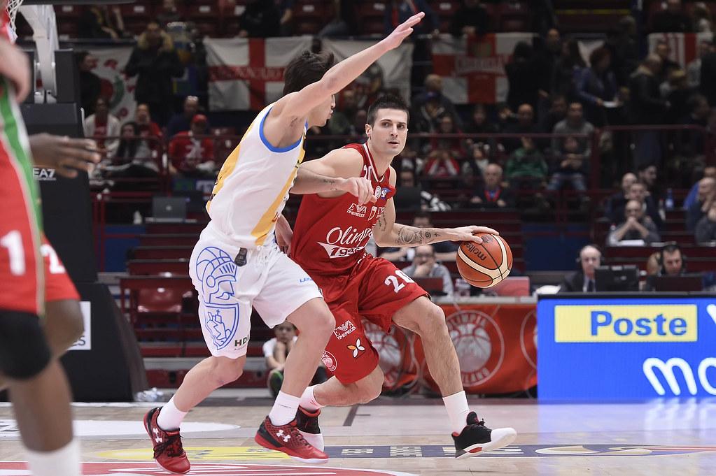 L'Olimpia dilaga nel terzo quarto contro Capo: 90-74
