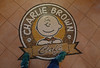 Charlie Brown Cafe HK - Mosaic sign