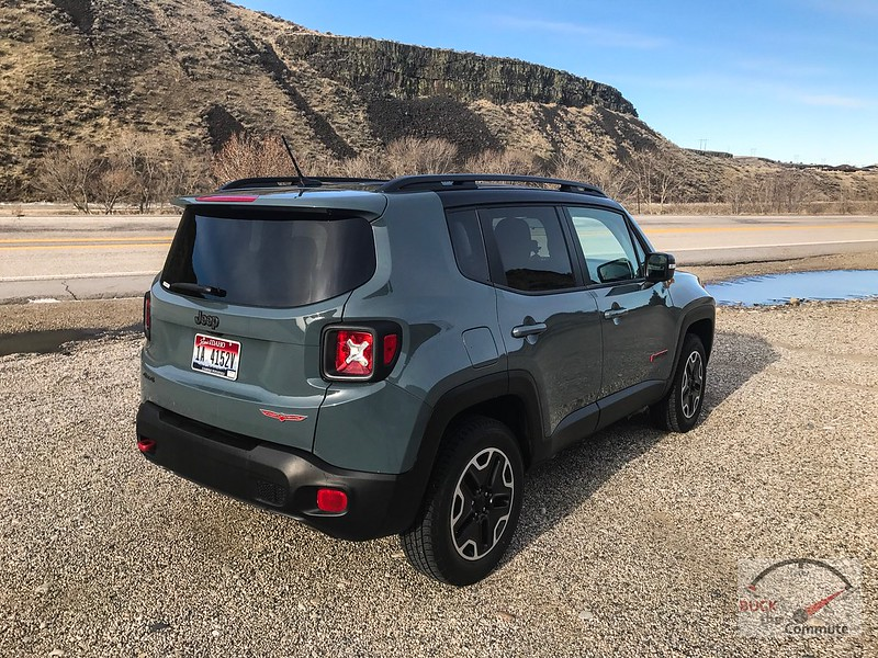 2016 Jeep Renegade Test Drive | Buck The Commute