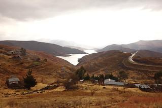 Barragem Mohale, Lesoto