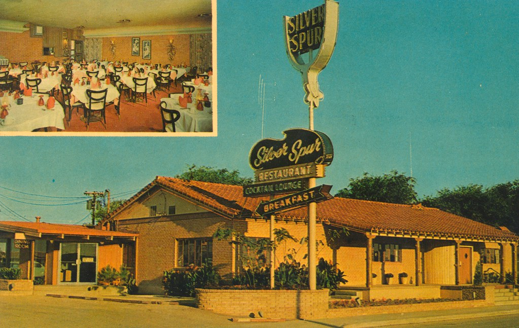 Sentry Stevens and Silver Spur Restaurant - Carlsbad, New Mexico