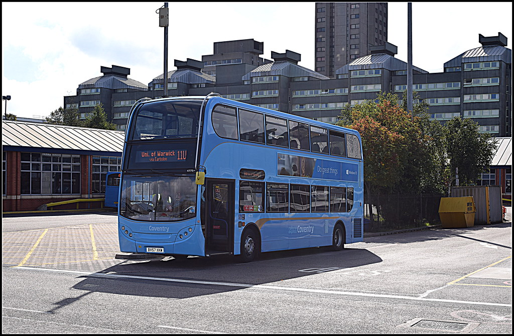 Nx Coventry 39 S Trident 2 Enviro 400 4775 Last Of The Batch Flickr