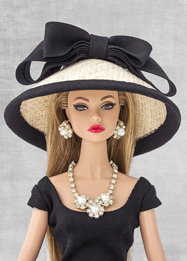 Sobrero para Barbie