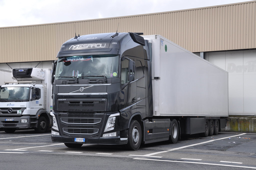volvo fh4 500 globetrotter mesaroli 241 it ex 939 sm. Black Bedroom Furniture Sets. Home Design Ideas