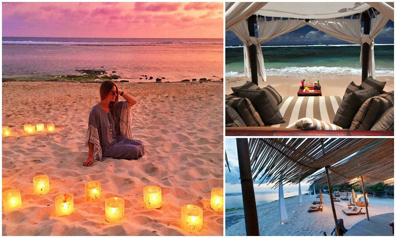 Karma Beach Bali – Karma Kandara Beach View