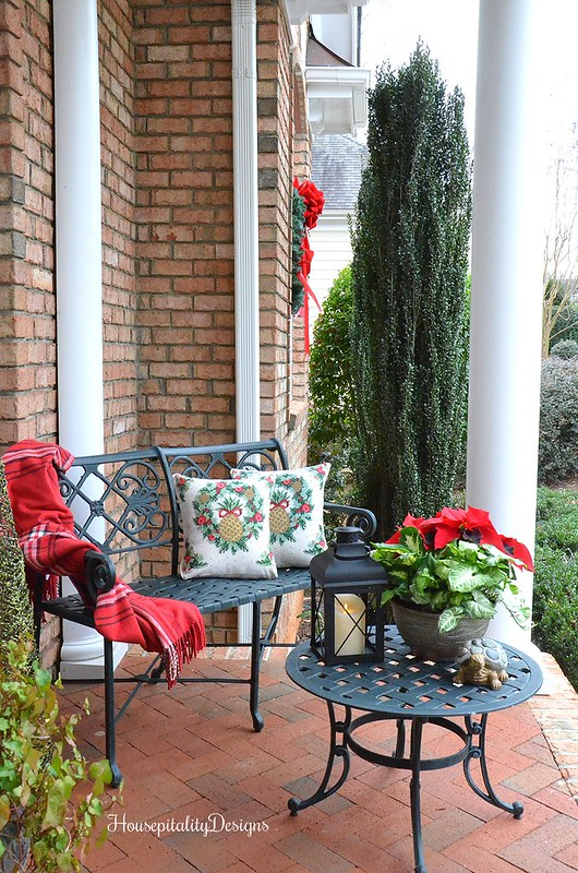 Christmas-Porch-Poinsettia-Housepitality Designs