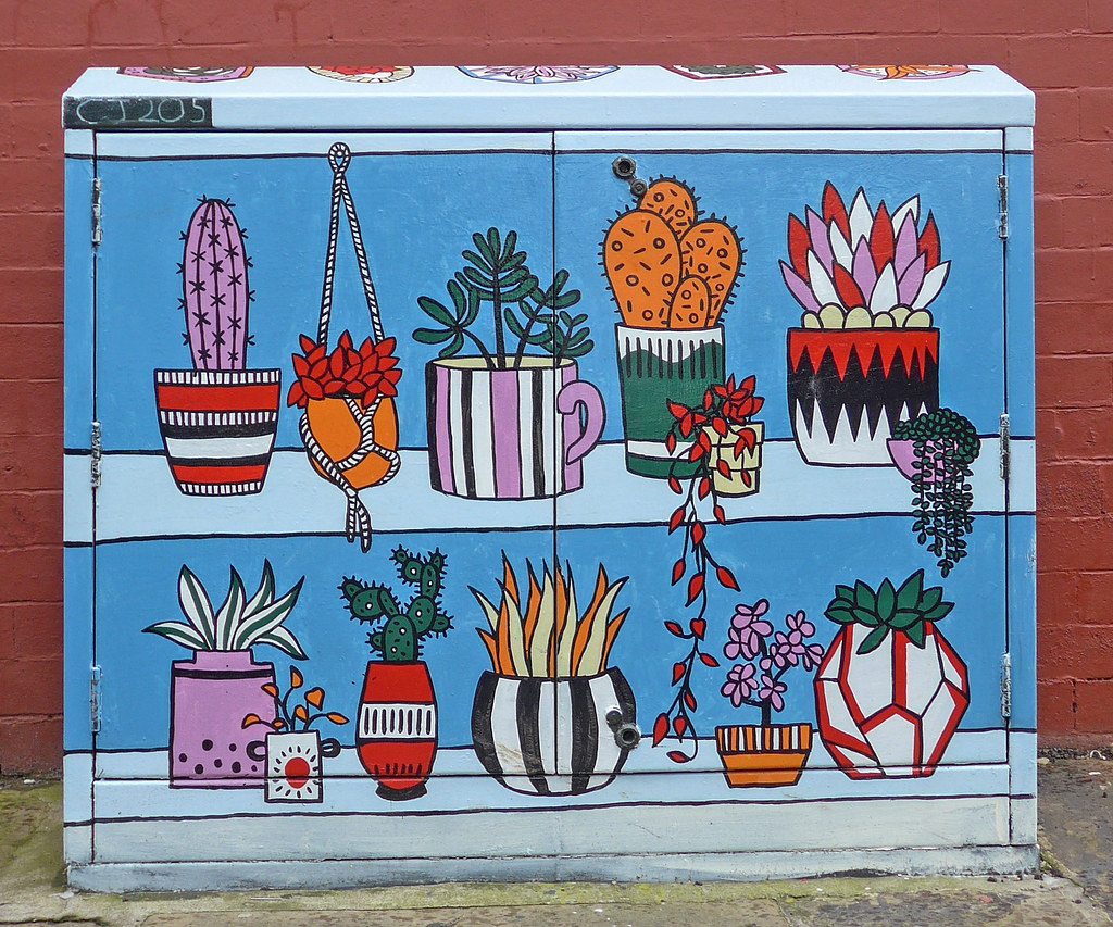 ... Painted fusebox, Headingley | by Tim Green aka atoach