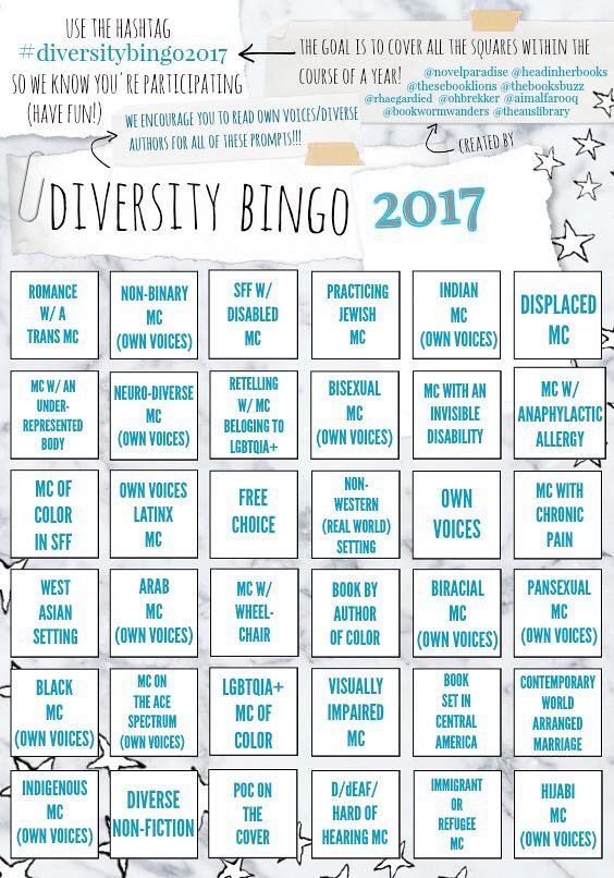diversitybingo2017