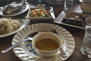 Coron - Balinsasayaw Resort lunch mix