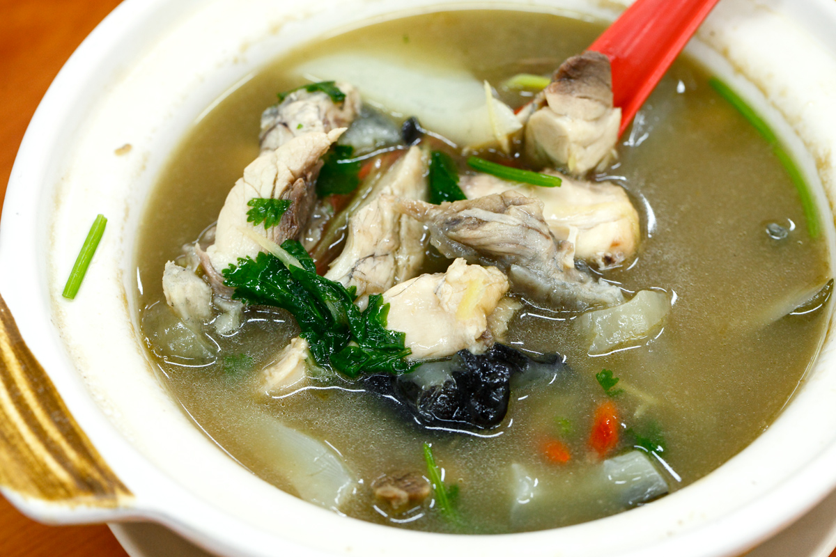 Tan Ser Seng Terrapin Herbal Soup