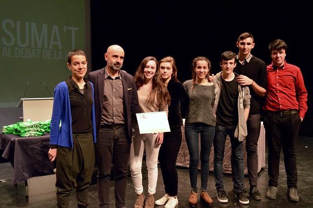 Fase local UAB - Lliga de Debat de Secundària i Batxillerat 2017
