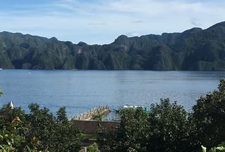 Coron - Balinsasayaw Resort view