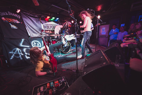 Independent Venue Week: Love Buzz at the Horn | by p_a_h
