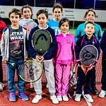 Escuela de tenis Club Santa Clara