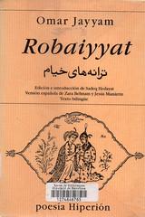 Omar Jayyam, Robaiyyat