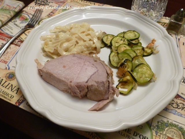 Dijon Pork Roast 11