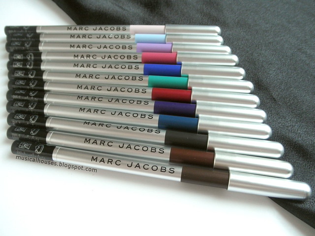Marc Jacobs Highliner Eyeliner Matte Gel Eye Crayon