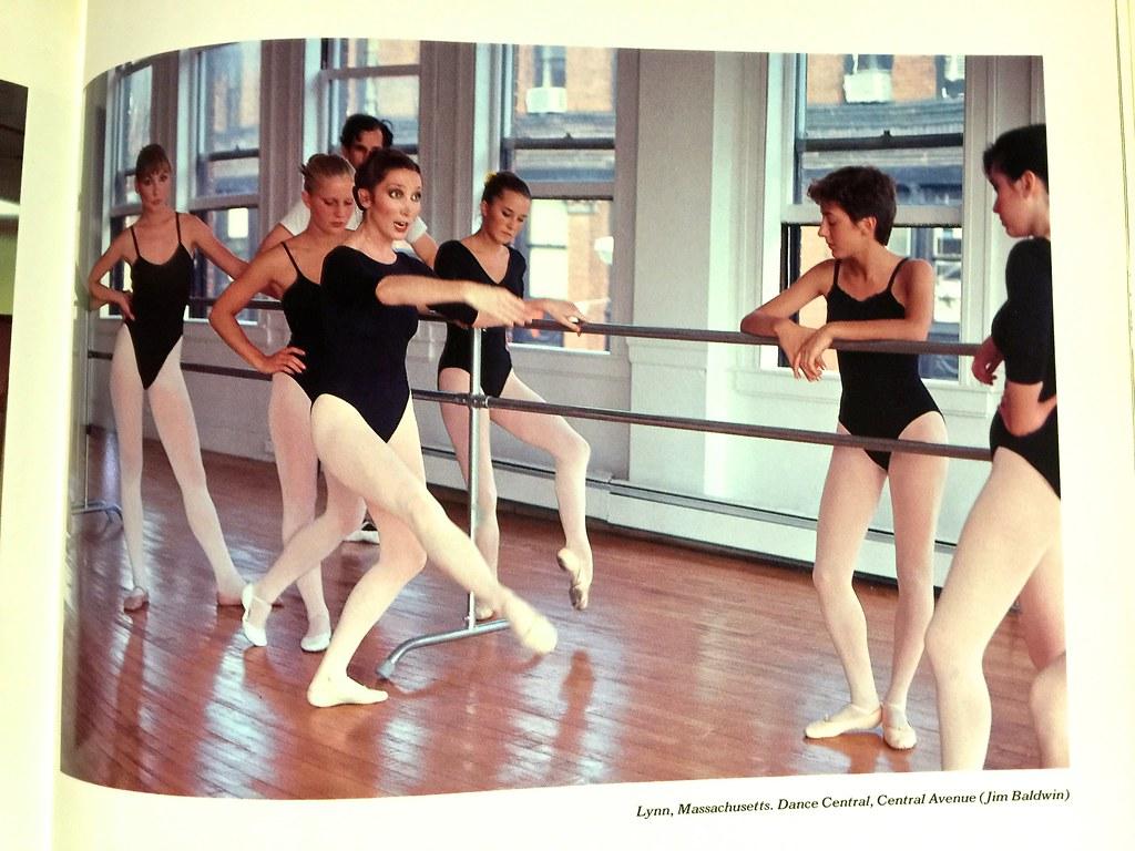 class massachusetts ballet Adult
