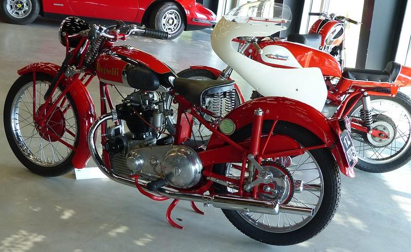 Benelli 250 ACT Sport 1939  21953129462_6c3f30b8b8_c