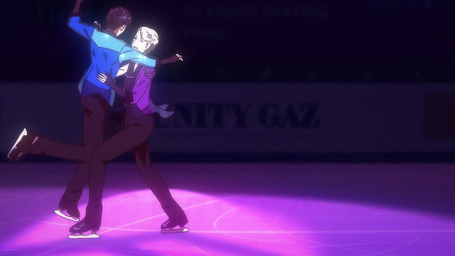i waited the entire series for pair-skating and I finally get it right at the very end of the final episode.