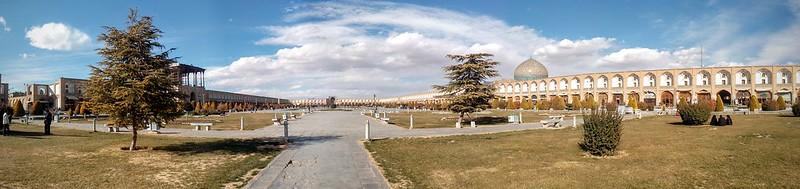 Площадь Имама