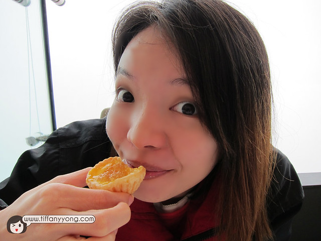 Tien Yi Bird Nest Egg Tart