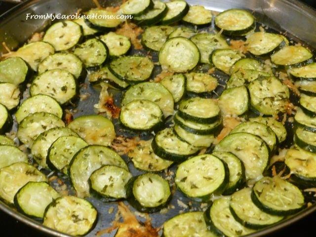 Garlic Zucchini