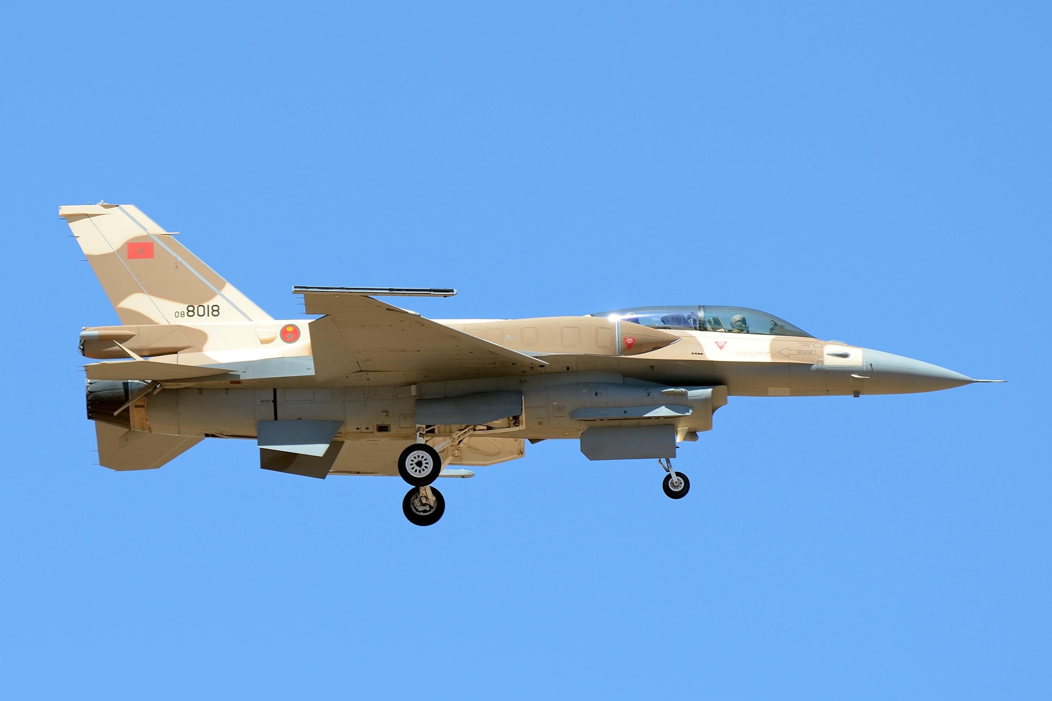Moroccan F-16 Atlas Falcon / RMAF F16 block 52+ - Page 31 32400027272_c14f3fa909_o