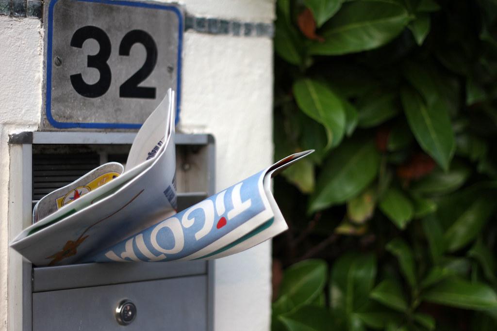 Lake Garda Letter box