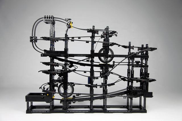 LEGO Great Ball Contraption Akiyuki Marble Run