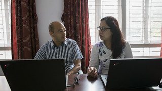 Traders Use Nepal Trade Information Portal | by World Bank Photo Collection